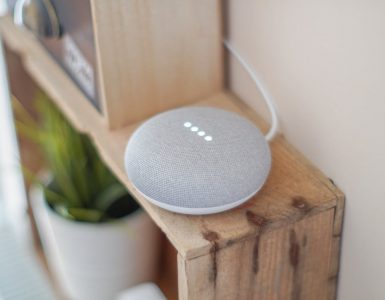 Home assistant speaker