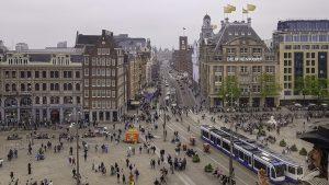 Automaat rijden in Amsterdam