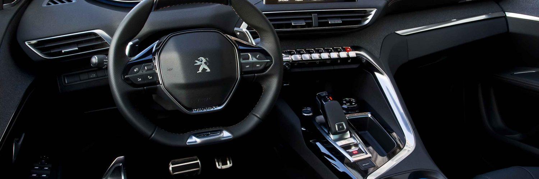 Het rijden in een automaat